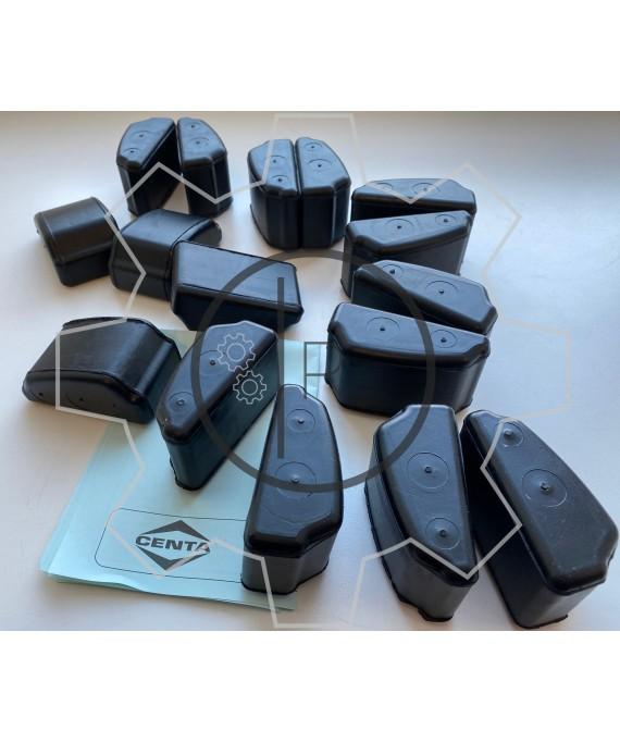 CF-D-350 - SET of rubber elements Shore 60 NBR / CENTAFLEX D 350 - Original / genuine CENTA product