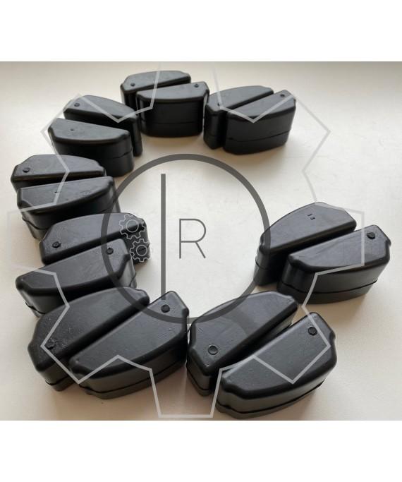 CF-E-275 - SET of rubber elements Shore 60 NBR / CENTAFLEX E 275 - Original / genuine CENTA product