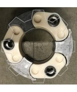 CF-H-008 - Centaflex H Size 8 elastic element with alluminum parts   /   Original - genuine CENTA product