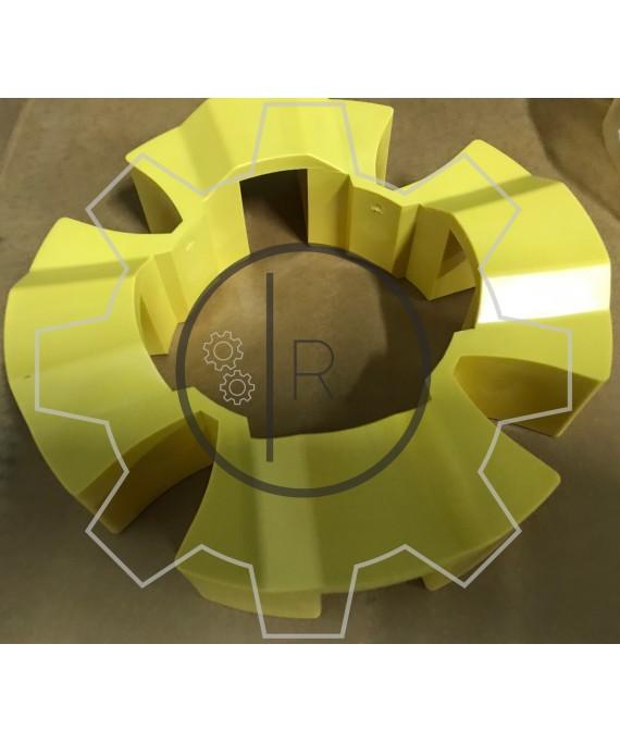 CF-H-050 elastic element - Centaflex H 50   /  Original - genuine CENTA product