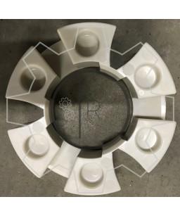 CF-H-30 elastic element - Centaflex H 30  /  Original - genuine CENTA product
