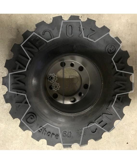 CM-240-SB-60 - CENTAMAX Type SB Size 240 Shore 60   /   Original - genuine CENTA product