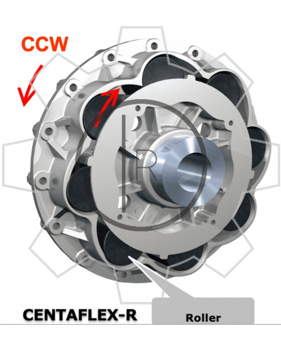 CF-R - Centaflex R complete coupling    /     Original - genuine CENTA product