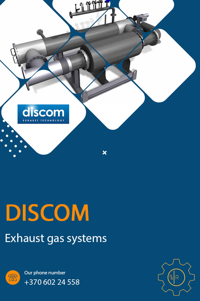 DISCOM EXHAUST GAS SYSTEMS